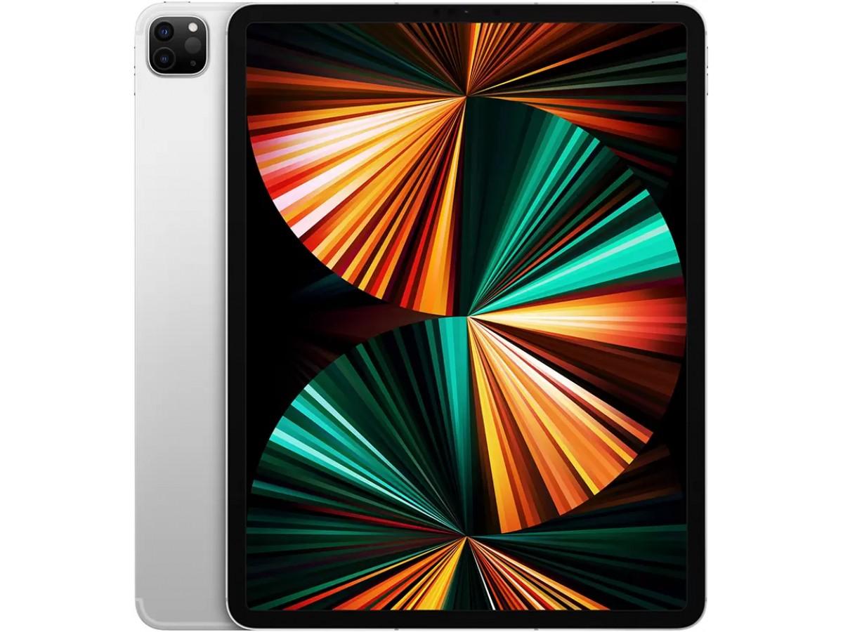 Apple iPad Pro 12,9 (2021) Wi-Fi + Cellular 1TB (серебристый) в Тюмени