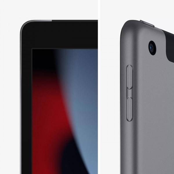 Apple iPad 10,2 (2021) Wi-Fi 64GB (серый космос)