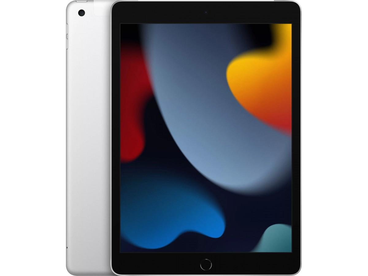 Apple iPad 10,2 (2021) Wi-Fi 64GB (серебристый) в Тюмени