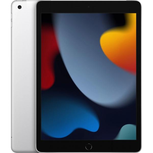 Apple iPad 10,2 (2021) Wi-Fi 64GB (серебристый)