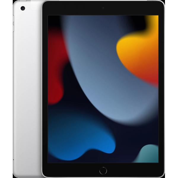 Apple iPad 10,2 (2021) Wi-Fi + Cellular 64GB (серебристый)