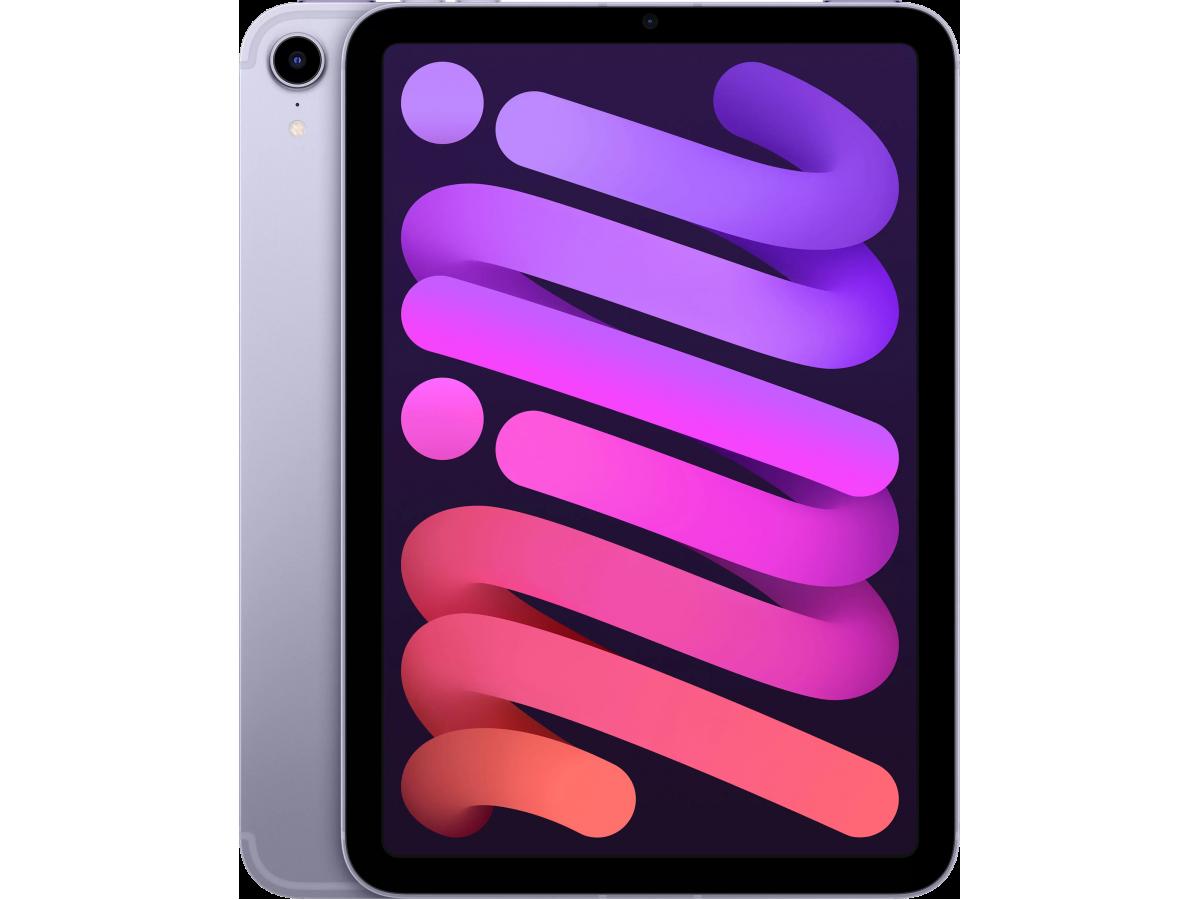 Apple iPad mini (2021) Wi-Fi 64GB (фиолетовый) в Тюмени