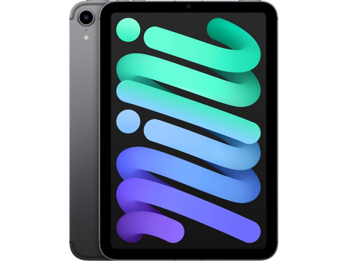 Apple iPad mini (2021) Wi-Fi 256GB (серый космос) в Тюмени