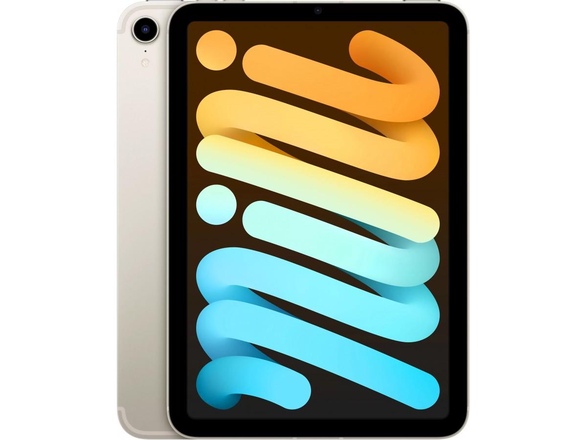 Apple iPad mini (2021) Wi-Fi 64GB (сияющая звезда) в Тюмени