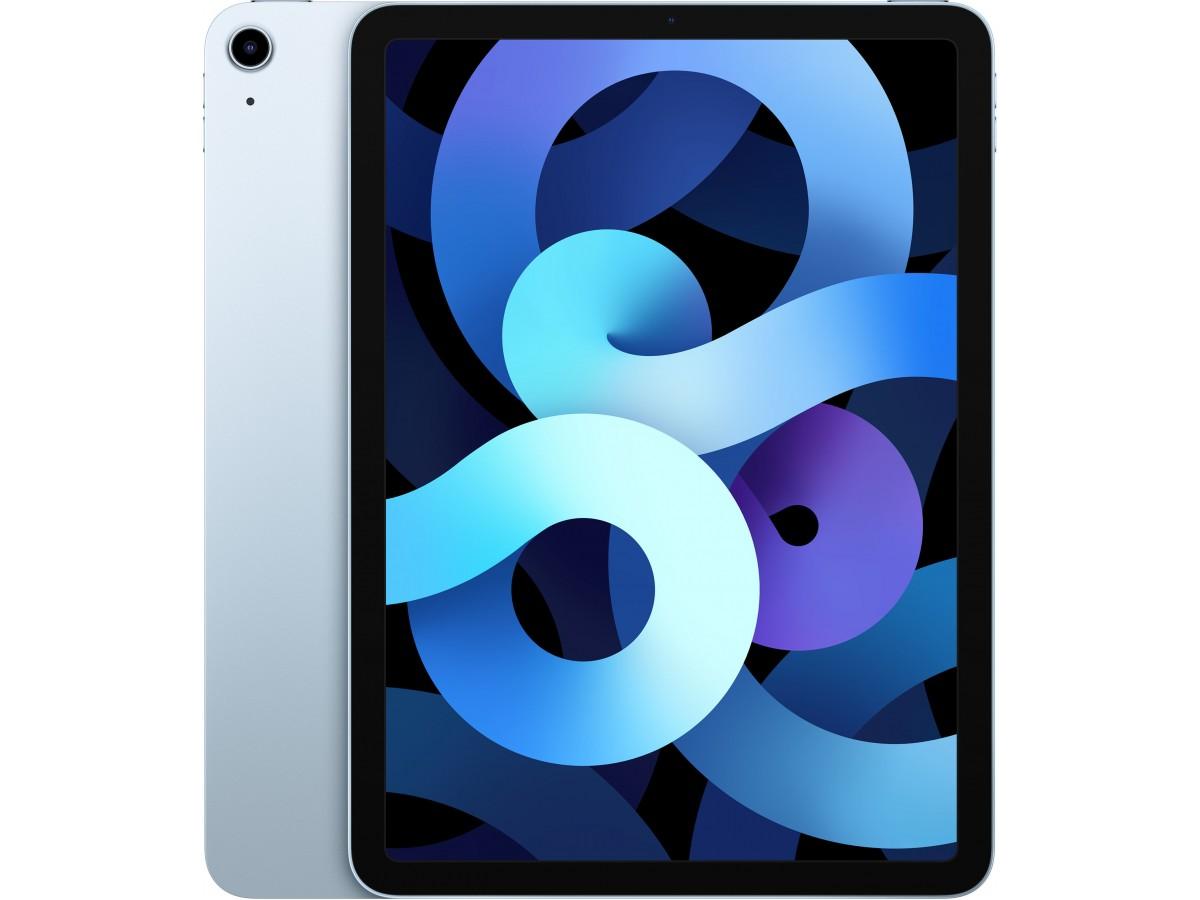 Apple iPad Air (2020) Wi-Fi 64GB (голубое небо) в Тюмени