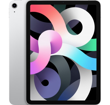 Apple iPad Air (2020) Wi-Fi 64GB (серебристый)