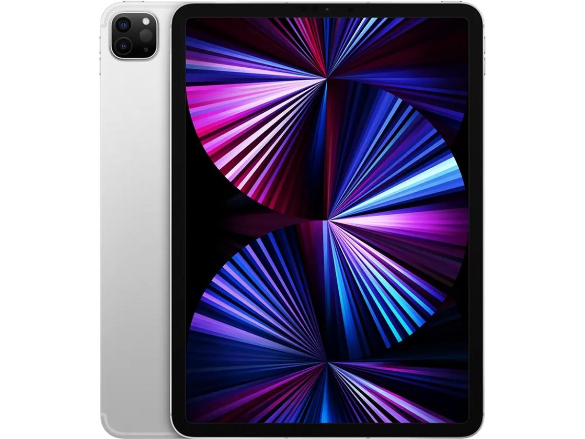 Apple iPad Pro 11 (2021) Wi-Fi 2TB (серебристый) в Тюмени