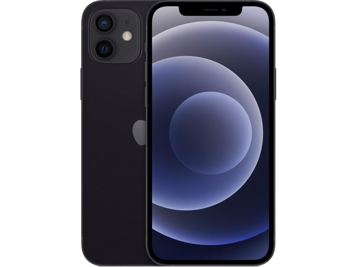 Apple iPhone 12 256GB (черный) в Тюмени