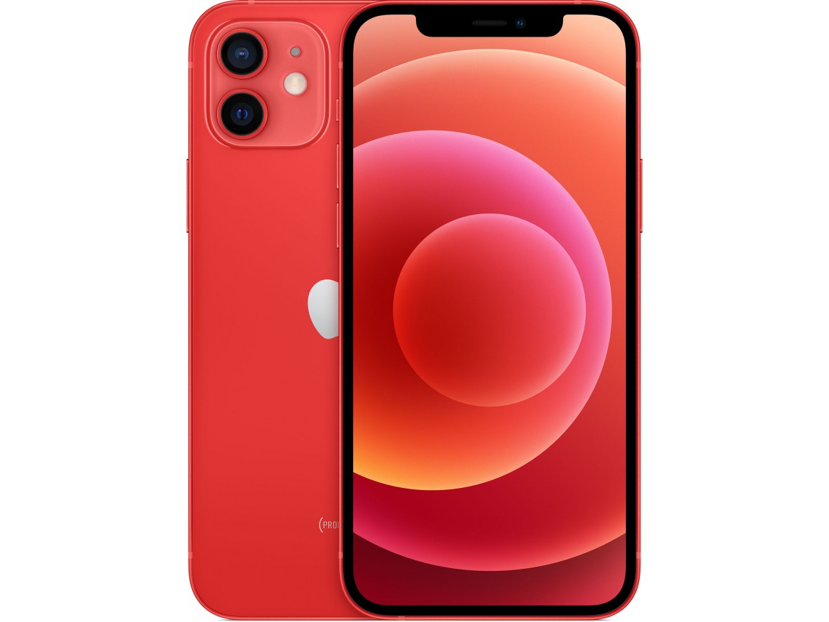 Apple iPhone 12 256GB (PRODUCT)RED  в Тюмени