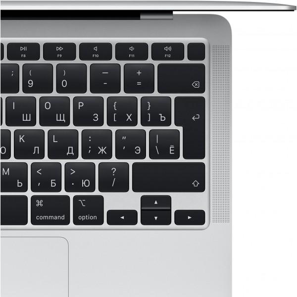 Apple MacBook Air (M1 2020 MGN93RU/A) 8 ГБ, 256 ГБ SSD, серебристый