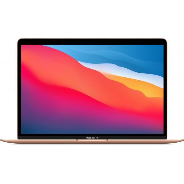 Apple MacBook Air (M1 2020 MGND3RU/A) 8 ГБ, 256 ГБ SSD, золотой