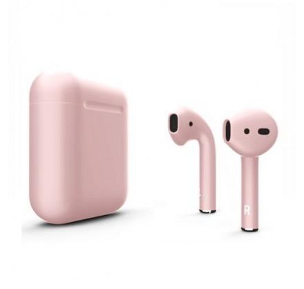 Apple AirPods 2-го поколения (розовые)