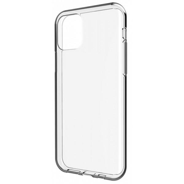 Чехол прозрачный для iPhone 11 Pro Max силиконовый