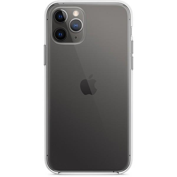 Чехол прозрачный для iPhone 11 Pro силиконовый