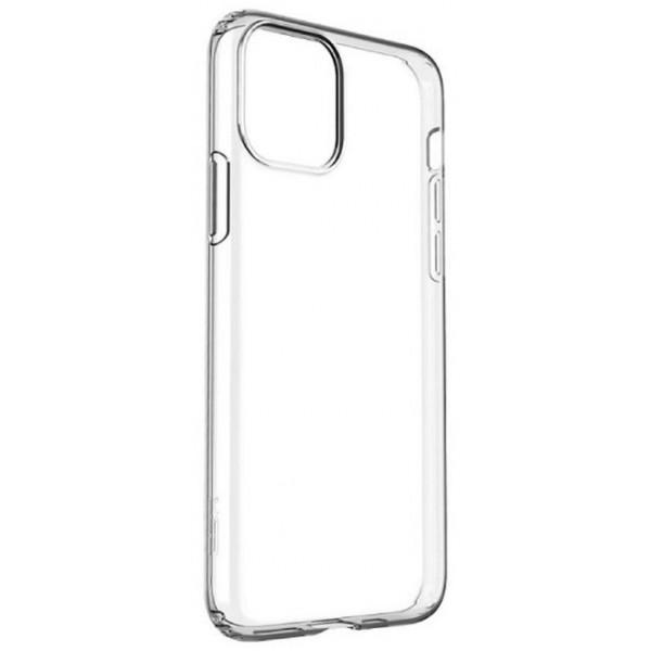 Чехол прозрачный для iPhone 12/12 Pro силиконовый