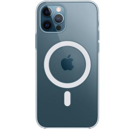 Чехол прозрачный MagSafe для iPhone 12/12 Pro силиконов...