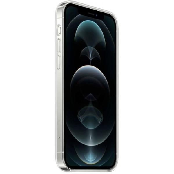Чехол прозрачный MagSafe для iPhone 12 Mini силиконовый