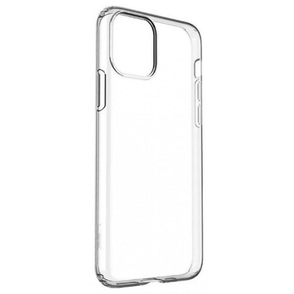 Чехол прозрачный для iPhone 12 Pro Max силиконовый