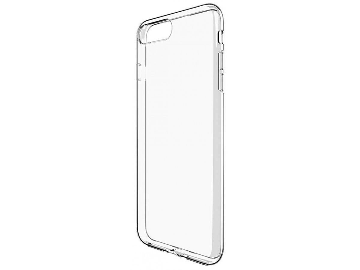 Чехол прозрачный для iPhone 6/6s силиконовый в Тюмени