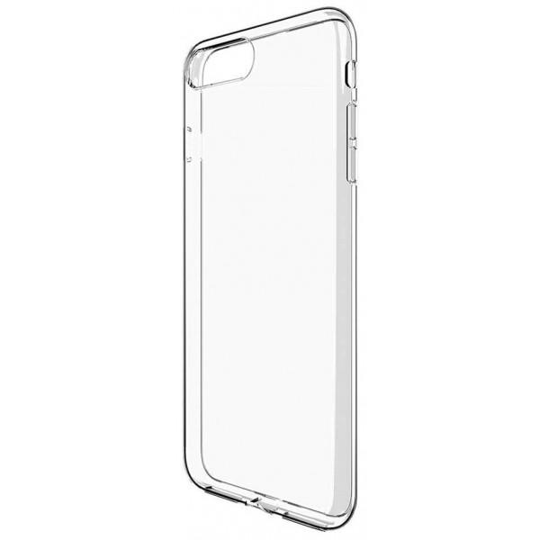 Чехол прозрачный для iPhone 6/6s силиконовый