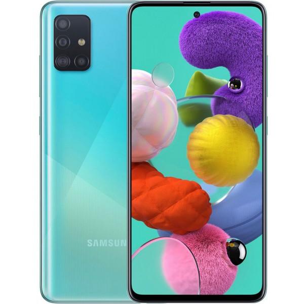 Samsung Galaxy A51 64GB голубой