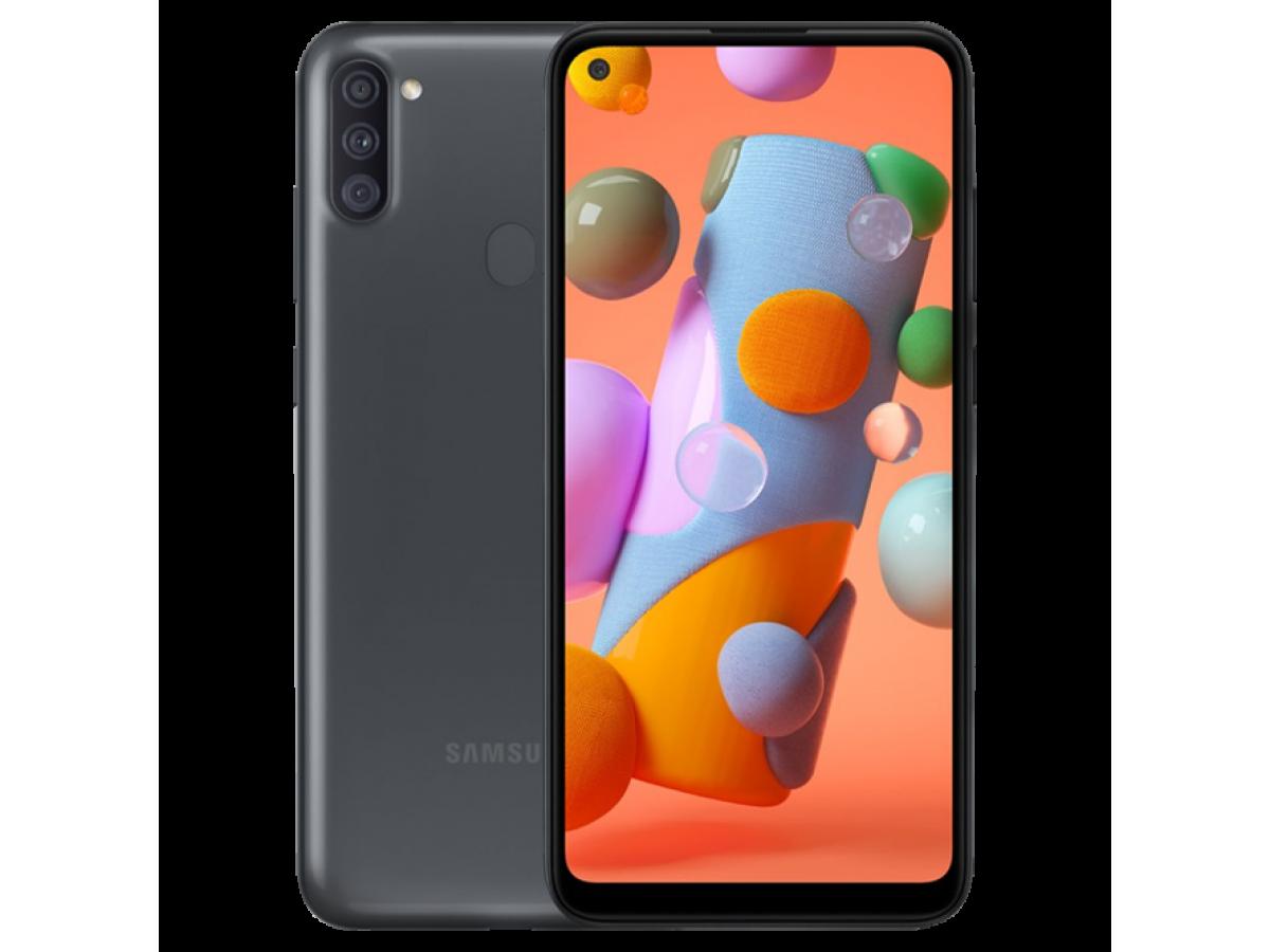 Samsung Galaxy A11 32GB (черный)  в Тюмени
