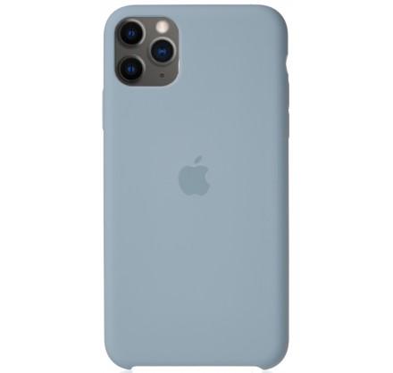 Чехол Silicone Case для iPhone 11 Pro Max светло-голубо...