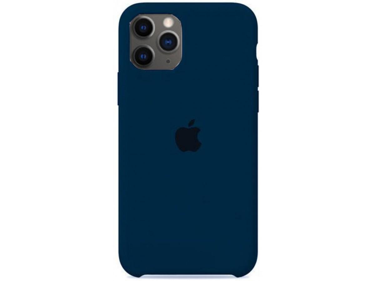 Чехол Silicone Case для iPhone 11 Pro морской горизонт в Тюмени