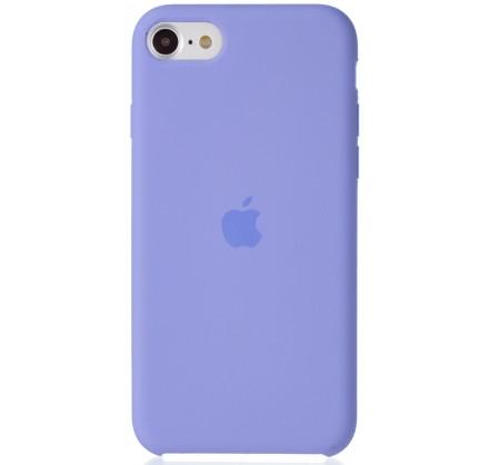 Чехол Silicone Case для iPhone SE 2020 Сиреневый