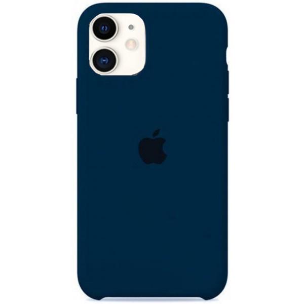 Чехол Silicone Case для iPhone 11 Морской горизонт