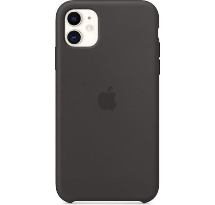 Чехол Silicone Case для iPhone 11 серый