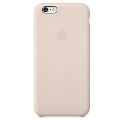 Чехол Silicone Case для iPhone 6/6s светло-розовый