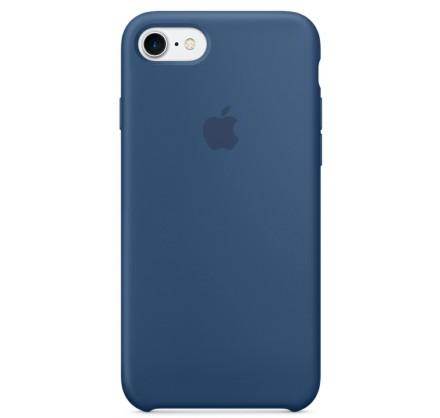 Чехол Silicone Case для iPhone 7/8 Морской горизонт