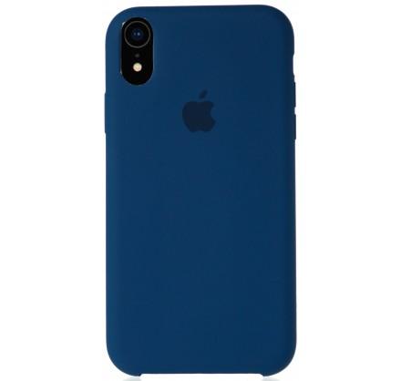 Чехол Silicone Case качество Lux для iPhone XR морской ...