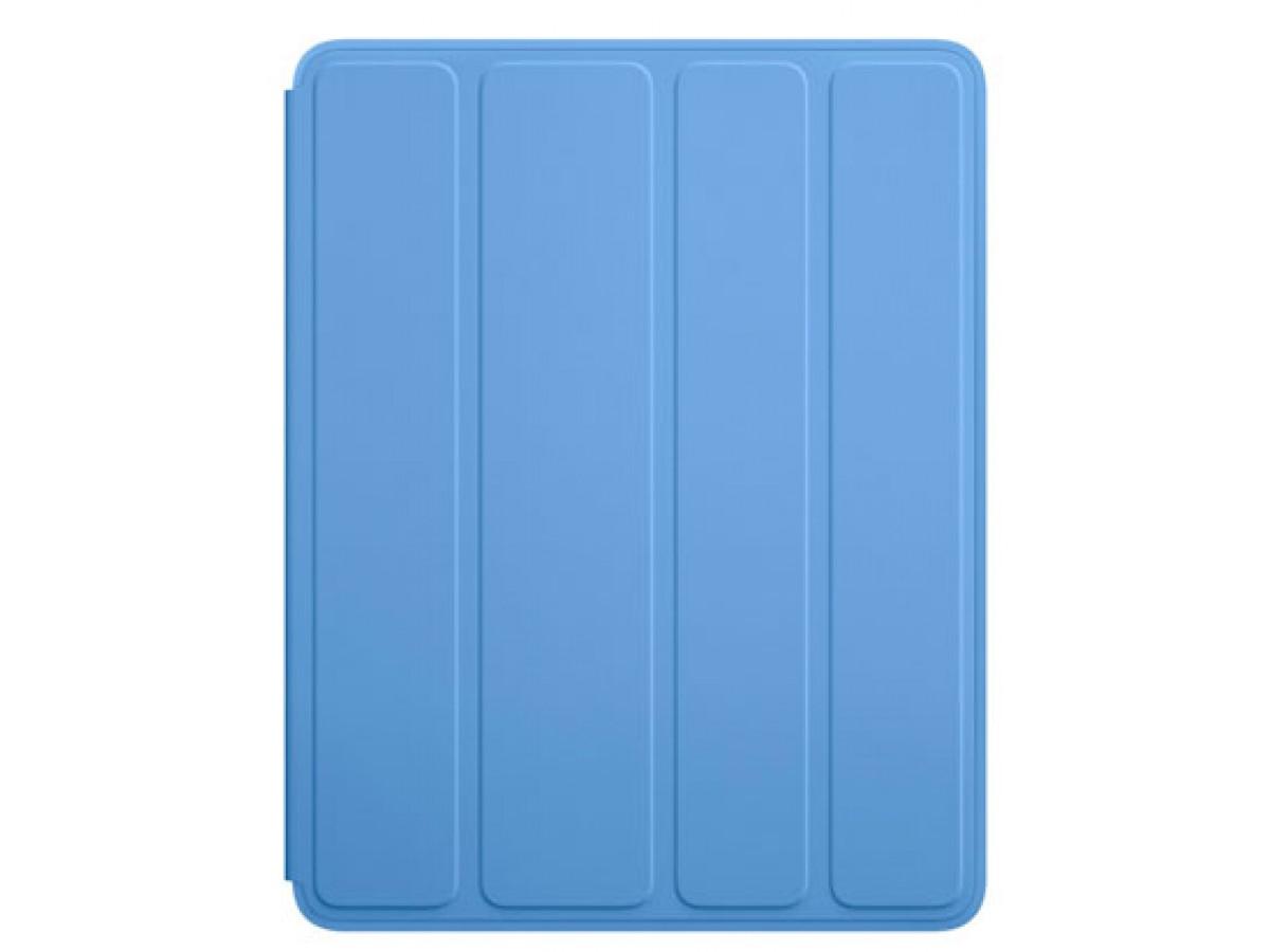 Смарт-кейс iPad 2/3/4 голубой в Тюмени