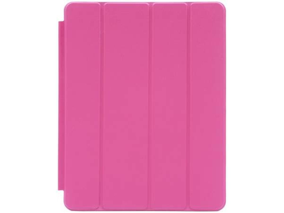 Смарт-кейс iPad 2/3/4 темно-розовый в Тюмени