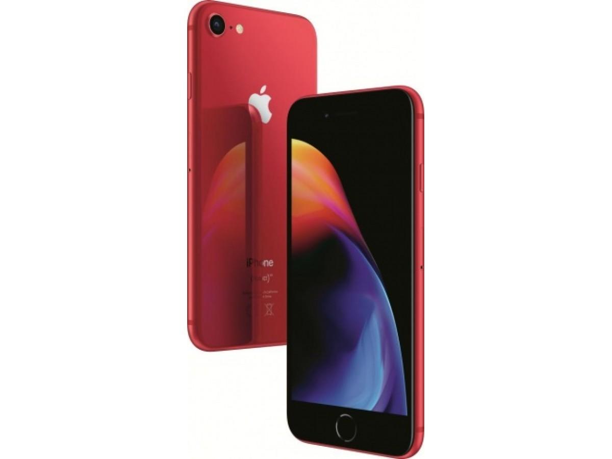 Apple iPhone 8 64GB (PRODUCT)RED в Тюмени