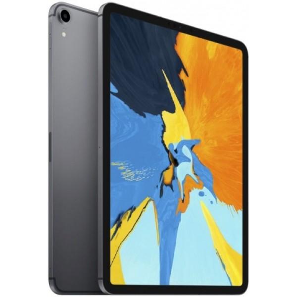 "Apple iPad Pro (2018) 11"" Wi-Fi + Cellular 64GB (серый космос)"