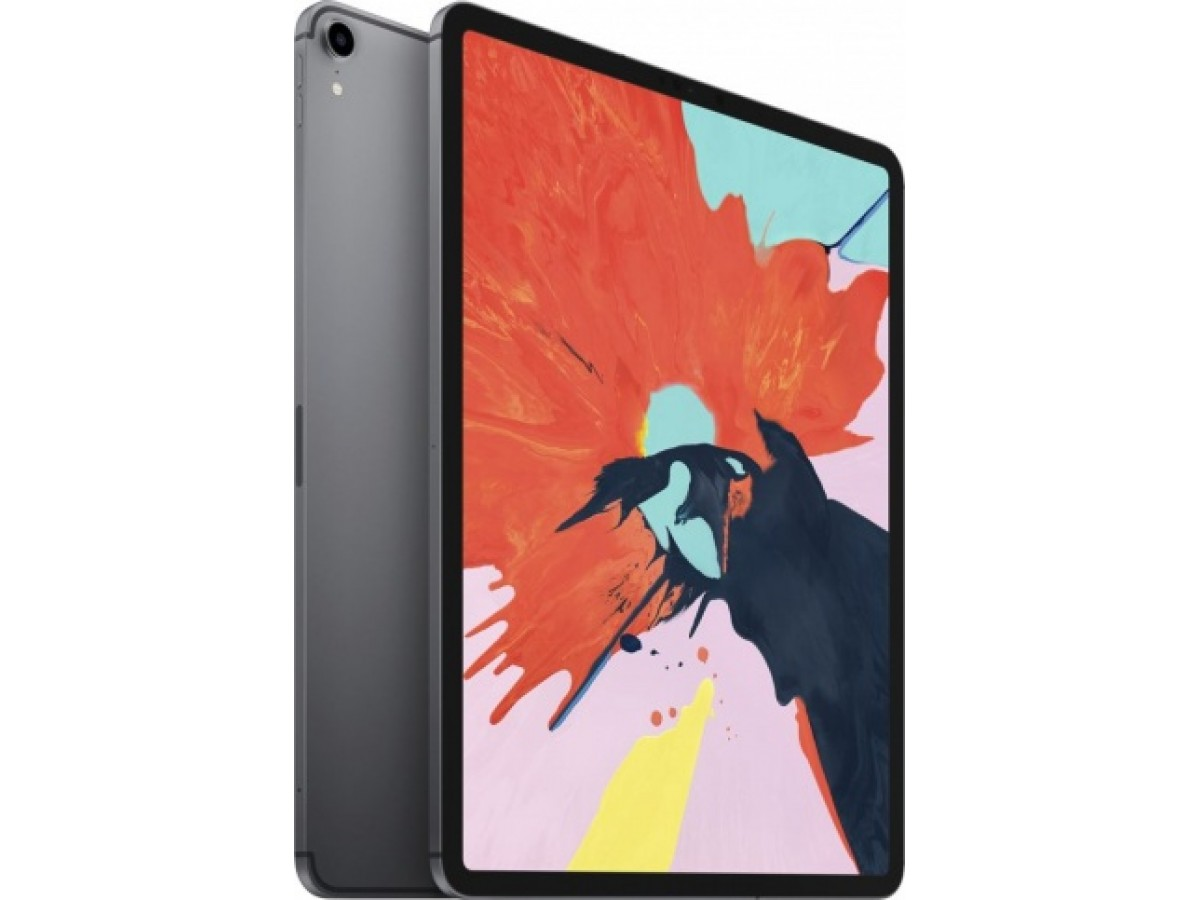 "Apple iPad Pro (2018) 12,9"" Wi-Fi 256GB (серый космос)"