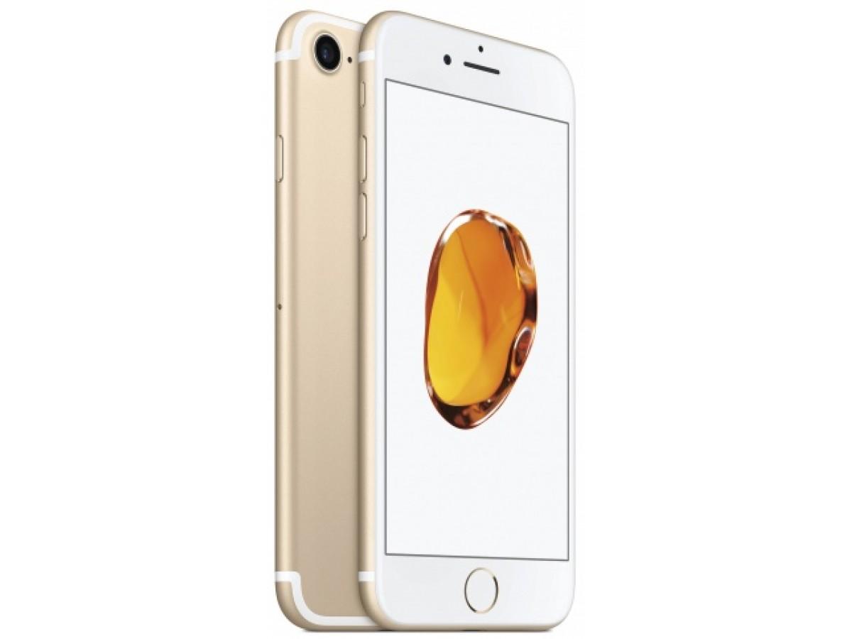 Apple iPhone 7 128GB (золотой) в Тюмени