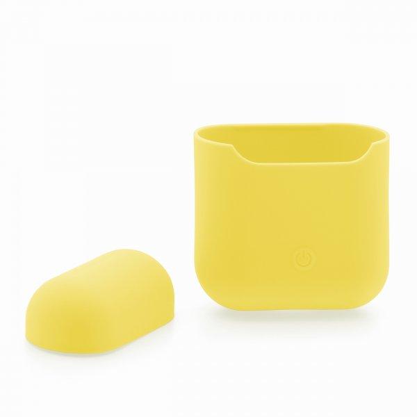 Чехол AirPods желтый