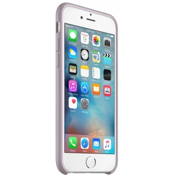Чехол Silicone Case iPhone 6/6s лавандовый
