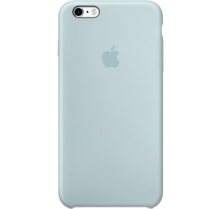 Чехол Silicone Case iPhone 6 Plus/6s Plus бирюзовый