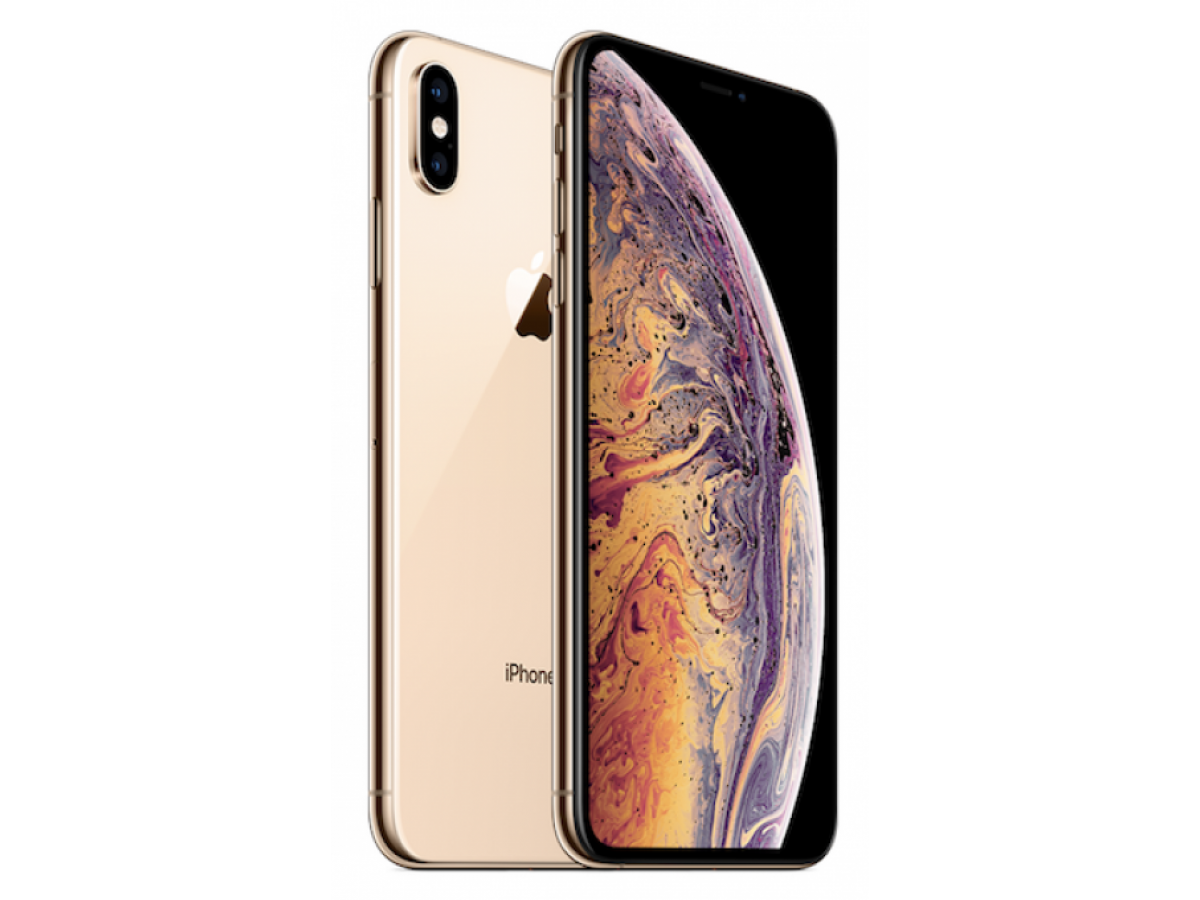 Apple iPhone XS Max 512GB (золотой)