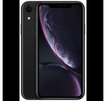 Apple iPhone XR 128GB DUAL-SIM (черный)
