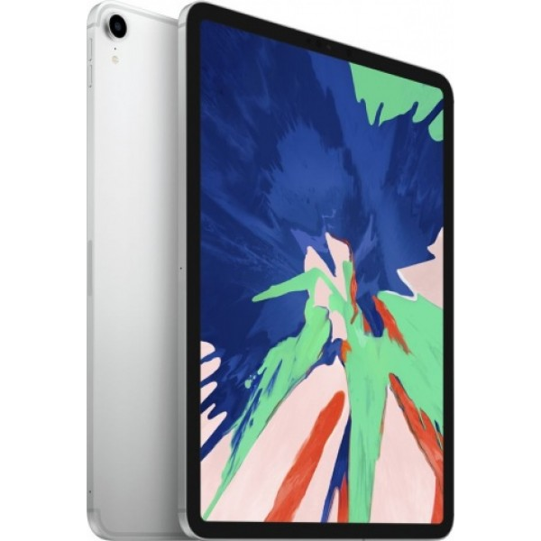 "Apple iPad Pro (2018) 11"" Wi-Fi + Cellular 64GB (серебристый)"