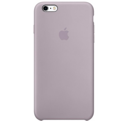 Чехол Silicone Case iPhone 6/6s лавандовый