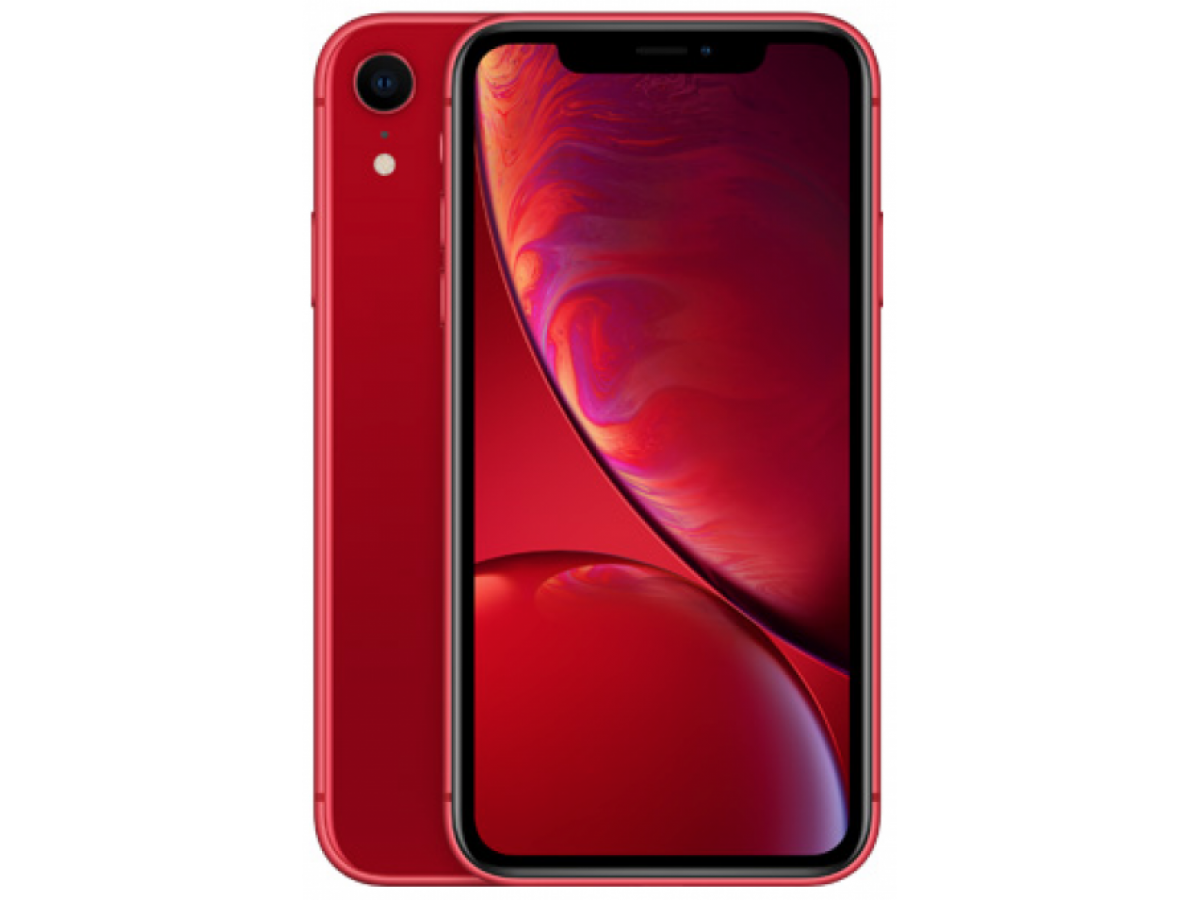 Apple iPhone XR 64GB (PRODUCT)RED в Тюмени