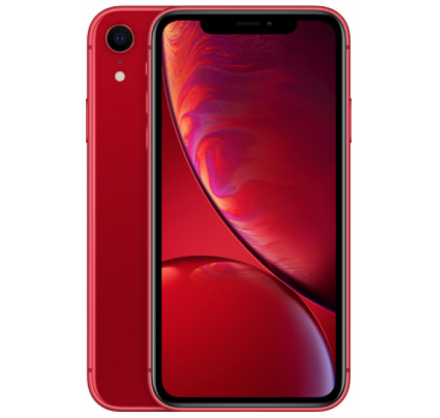 Apple iPhone XR 64GB DUAL-SIM (PRODUCT)RED