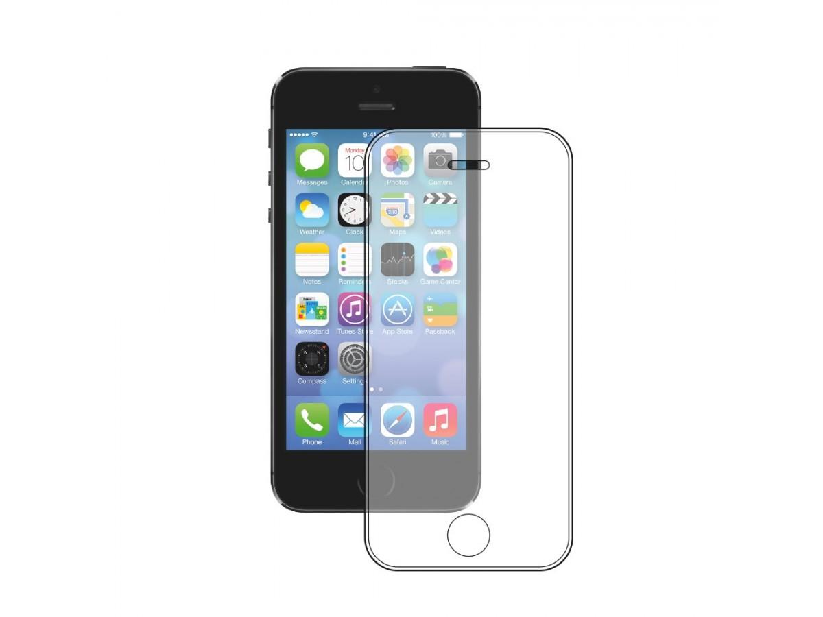 Стекло защитное iPhone 5s/SE в Тюмени